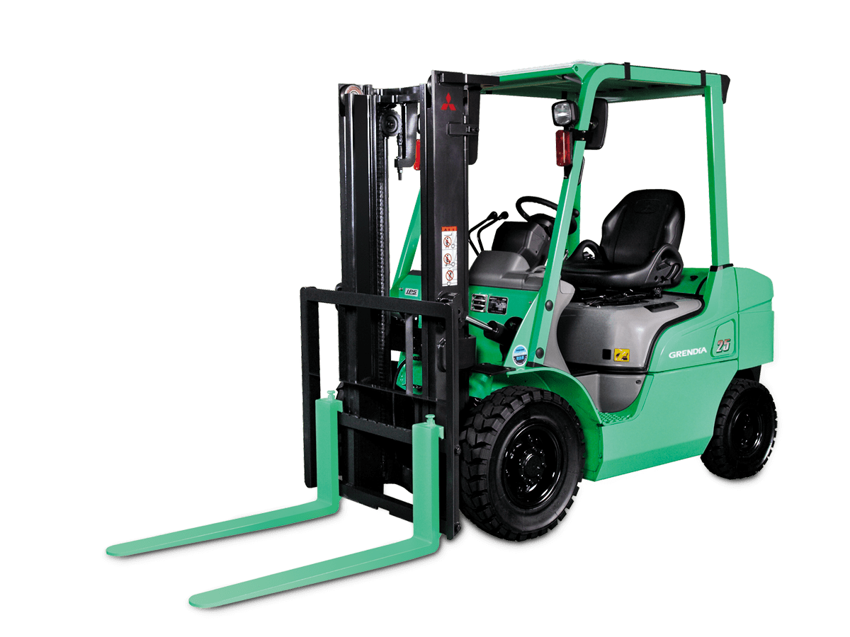 FD15 – FD35 Diesel forklift for sale – Goldbell Singapore