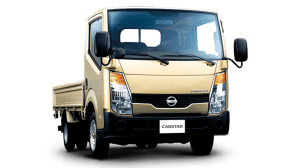 Nissan lorry rental at Goldbell Singapore