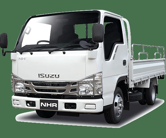 Isuzu lorry rental at Goldbell Singapore