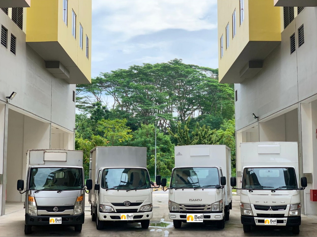 Used trucks for sale in Bell KSL Auto, North Singapore